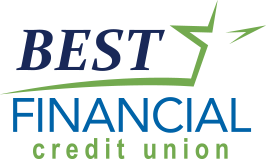 Best Financial Credit Union Homepage